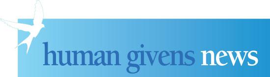 Human Givens News Logo