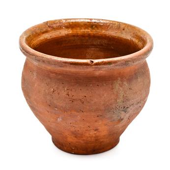 pot cracked