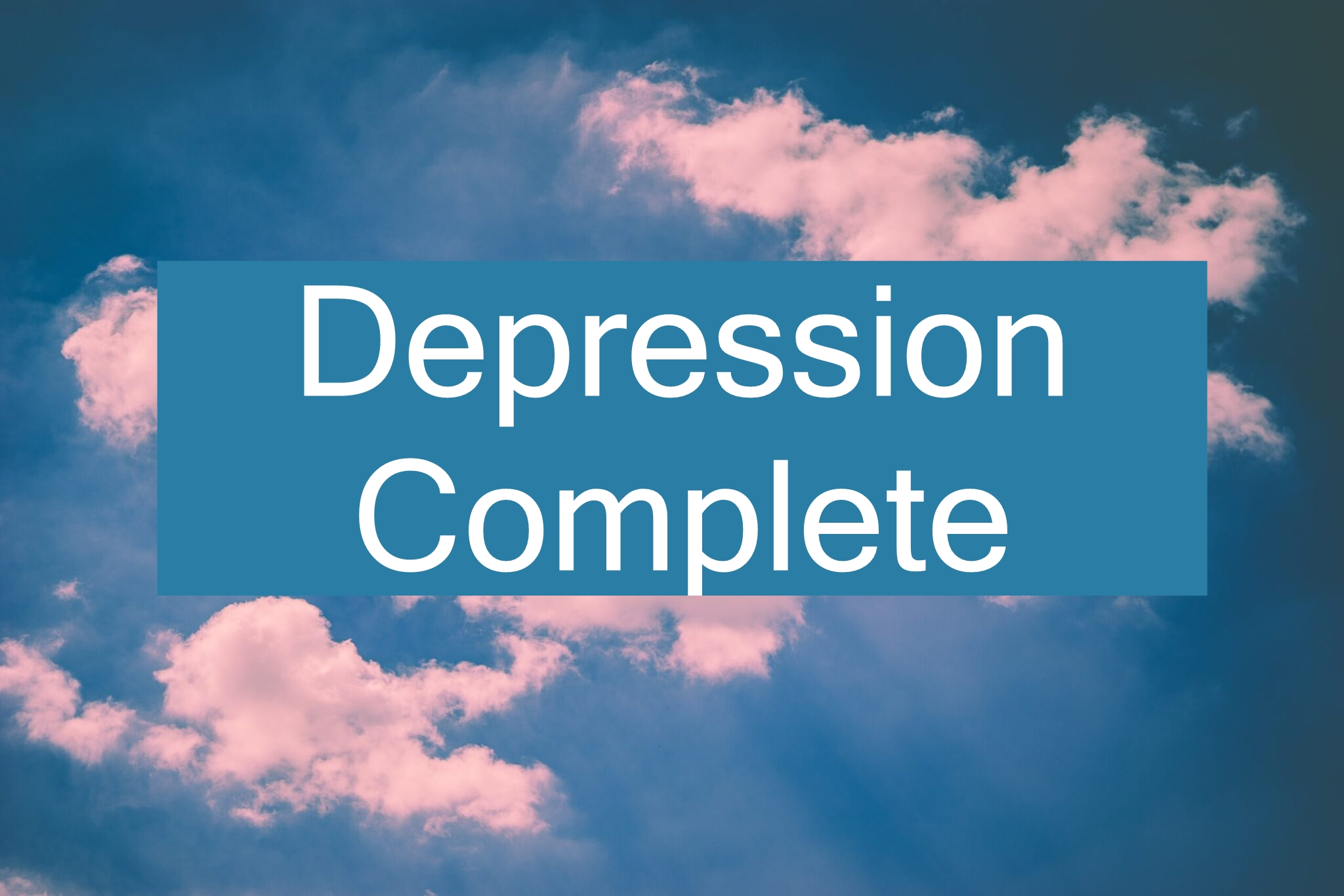 depression complete