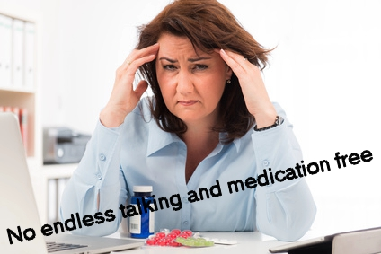 woman with pills no endless talking