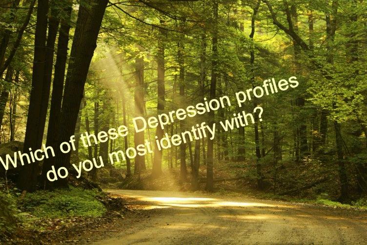 Depression profiles