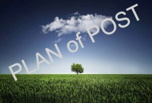 plan of post